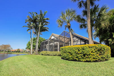 Boca Raton Single Family Home For Sale: 10835 Ashmont Drive