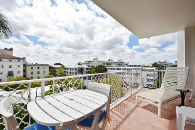 Palm Beach Condo For Sale: 354 Chilean Avenue #5 B