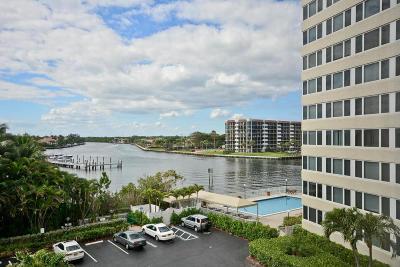 Highland Beach Condo For Sale: 3912 S Ocean Boulevard #406