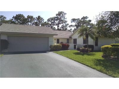 Palm City Single Family Home For Sale: 2105 NW Greenbriar Lane #19
