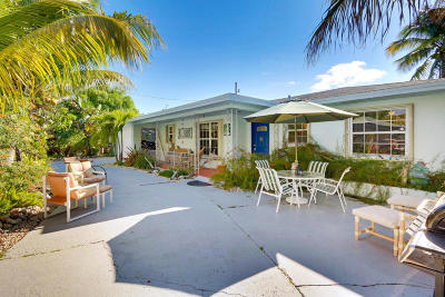 Delray Beach Single Family Home For Sale: 247 SE 3rd Avenue