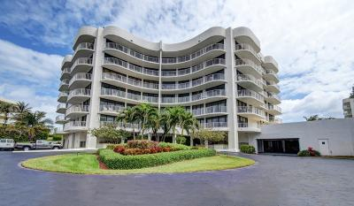 Palm Beach Condo Sold: 3360 S Ocean Boulevard #2 F I