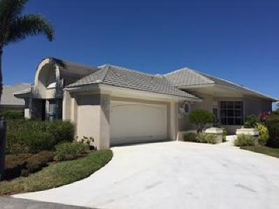 Palm City Single Family Home Contingent: 13211 NW Harbour Ridge Boulevard