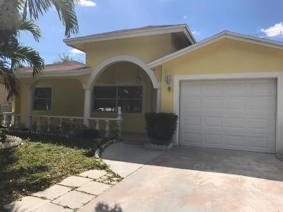Pompano Beach Single Family Home For Sale: 336 NW 16 Court