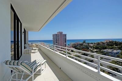 Highland Beach Condo Sold: 3450 S Ocean Boulevard #Lph3