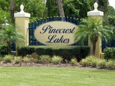 Jensen Beach Single Family Home For Sale: 2610 NE Pinecrest Lakes Boulevard