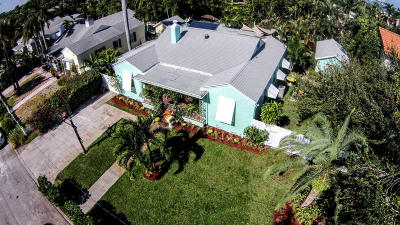 West Palm Beach Single Family Home For Sale: 211 33rd Street