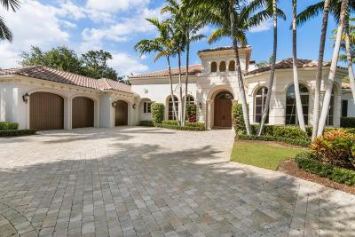 Old Palm, Old Palm 02, Old Palm 03, Old Palm 04, Old Palm 2, Old Palm Golf Club Single Family Home For Sale: 11755 Elina Court
