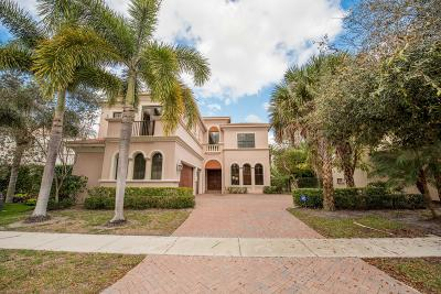 Broward County, Palm Beach County Single Family Home For Sale: 17874 Lake Azure Way