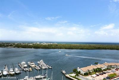 North Palm Beach Condo For Sale: 108 Lakeshore Drive #1841