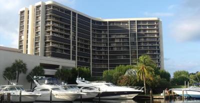 Highland Beach Condo Sold: 4740 S Ocean Boulevard #808