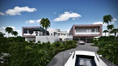 Jupiter Single Family Home For Sale: 609 S Beach Road