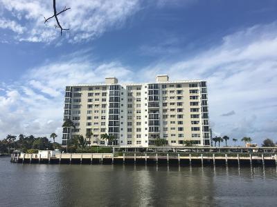 Delray Beach Condo Sold: 400 Seasage Drive #806