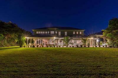 Wellington Single Family Home For Sale: 16557 Deer Path Lane