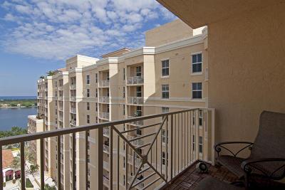 West Palm Beach Rental Leased: 255 Evernia Street #1416