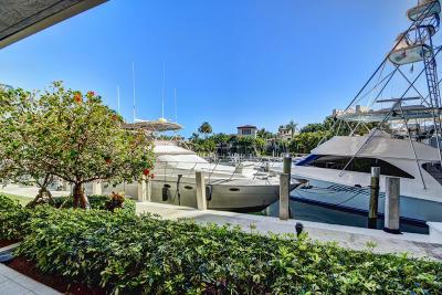 Highland Beach Condo For Sale: 4740 S Ocean Boulevard #104