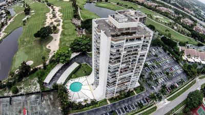 West Palm Beach Condo Sold: 2425 Presidential Way #1506