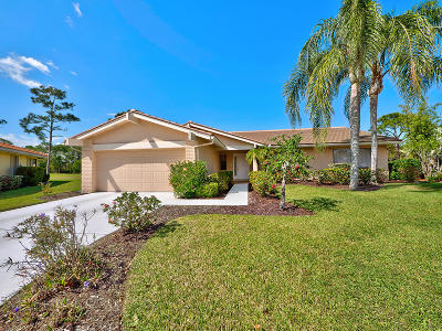 Palm City Single Family Home Contingent: 1998 SW Heronwood Road