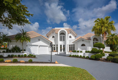 Boca Raton Single Family Home For Sale: 21459 Burnside Court