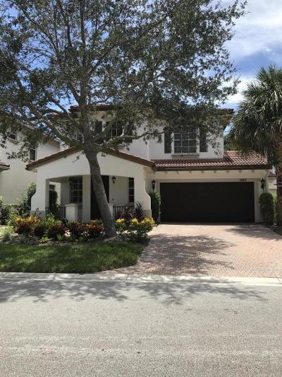 Palm Beach Gardens Single Family Home For Sale: 380 Columbus Street