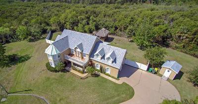 Port Saint Lucie Single Family Home For Sale: 1800 SE Van Kleff Avenue