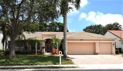 Palm Beach Gardens Single Family Home For Sale: 10274 Allamanda Boulevard