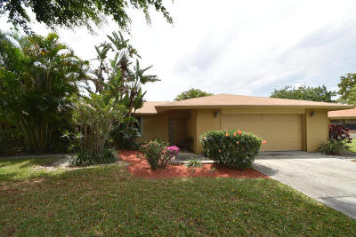 Delray Beach Single Family Home For Sale: 2444 NW 8th Street