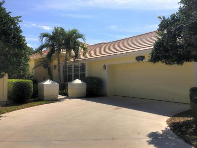 Palm City Single Family Home For Sale: 2209 NW Seagrass Drive