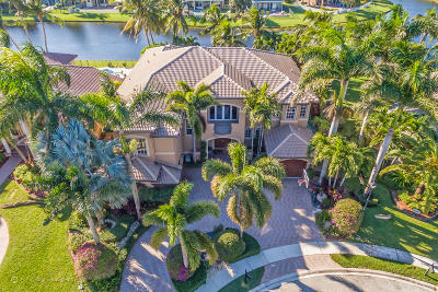 Delray Beach Single Family Home For Sale: 9536 Savona Winds Drive