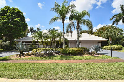 Boca Raton Single Family Home For Sale: 17661 Scarsdale Way