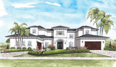 Single Family Home For Sale: 8375 Del Prado Drive