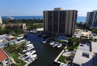 Highland Beach Condo Sold: 4748 S Ocean Boulevard #6-B