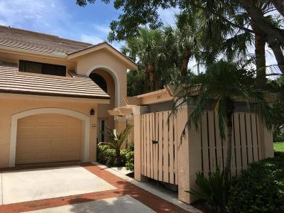 Jupiter Condo For Sale: 3940 Back Bay Drive #241