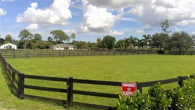 Loxahatchee Single Family Home For Sale: 3636 D Road