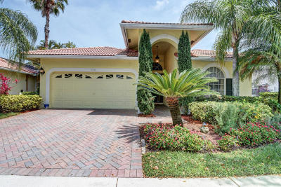 Palm Beach Gardens FL Single Family Home Sold: $375,000