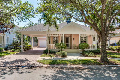 Single Family Home Closed: 227 Marlberry Circle