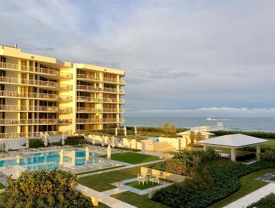 Enclave Of Palm Beach Condo Condo For Sale: 3170 S Ocean Boulevard #305 S