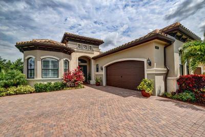 Delray Beach Single Family Home For Sale: 9119 Moriset Court