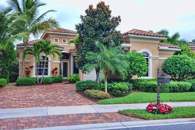 Palm Beach Gardens Single Family Home For Sale: 108 Bianca Drive