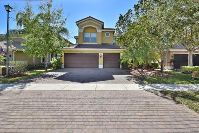 Boynton Beach Single Family Home For Sale: 8094 Emerald Winds Circle
