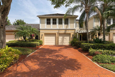 Boca Raton Townhouse For Sale: 5876 NW 39th Avenue
