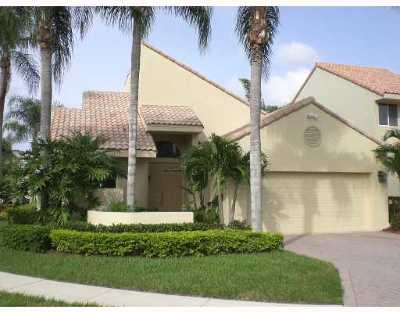 Boca Raton Single Family Home For Sale: 17164 Newport Club Drive