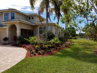 Palm City Single Family Home Contingent: 4689 SW Long Bay Drive