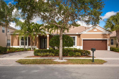 Lake Worth Single Family Home For Sale: 9729 Savannah Estates Drive