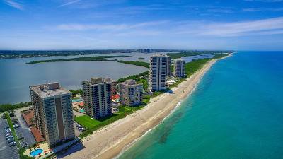 Singer Island Condo For Sale: 5440 Ocean #704