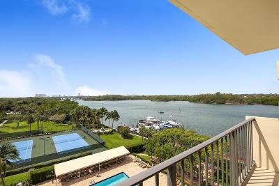 Boca Raton Condo Sold: 2121 Ocean Boulevard #707w