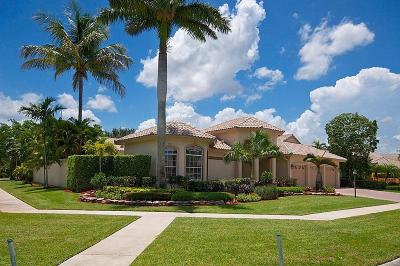 Boca Raton Single Family Home For Sale: 21693 Fall River Drive
