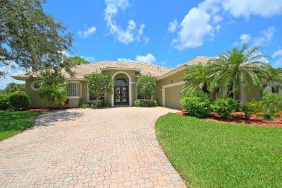 Boynton Beach Single Family Home For Sale: 9489 Calliandra Drive