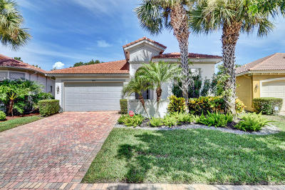 Single Family Home For Sale: 9768 Isles Cay Drive