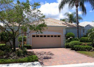 Palm Beach Gardens Rental For Rent: 240 Coral Cay Terrace